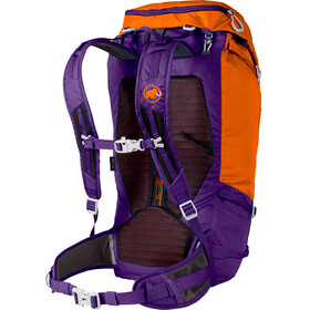Mammut Trion Light 38+ - Mochila - naranja/violeta